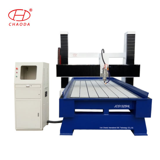 Jcs1325hl High Z Axis Stone CNC Router Granite Carving Machine pictures & photos