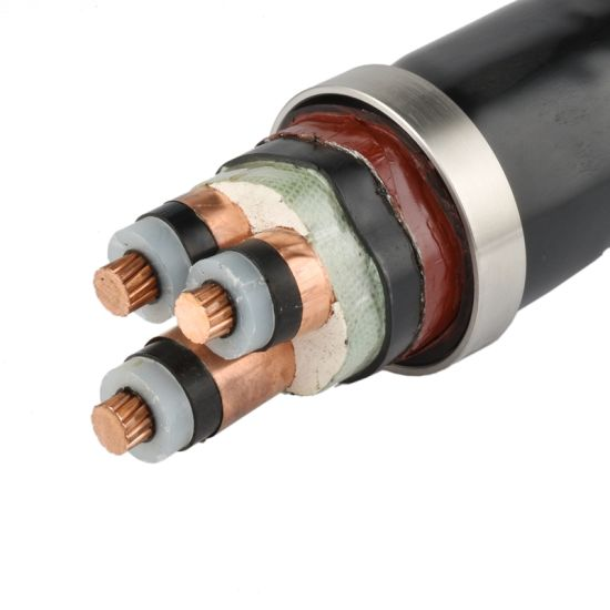 Cu/Al/XLPE/PVC Cable Wire Steel Wire Armored Cable for Underground Transmission Lines