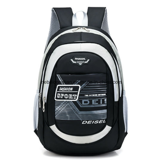 c4583c913b New Style Fashion College Student Portable Fashionable School Bag Backpack