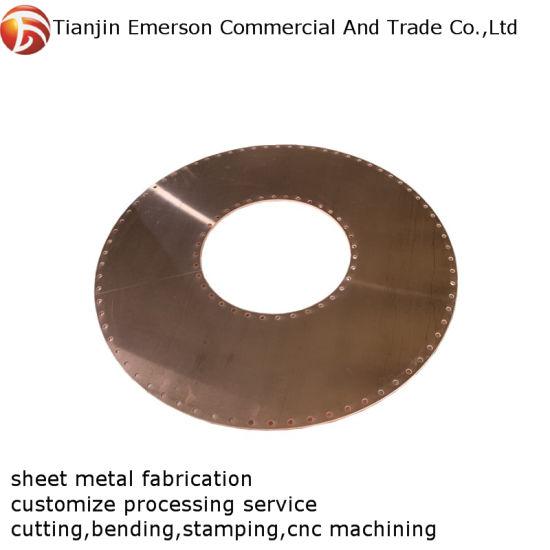 Custom Stainless Steel Stamping OEM Sheet Metal Fabrication