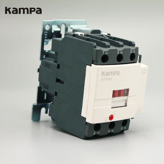 Kampa Hot Selling LC1-D040 AC Magnetic Contactor