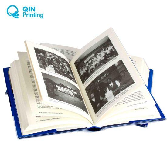 China Better Protection Hardback Book Printing - China