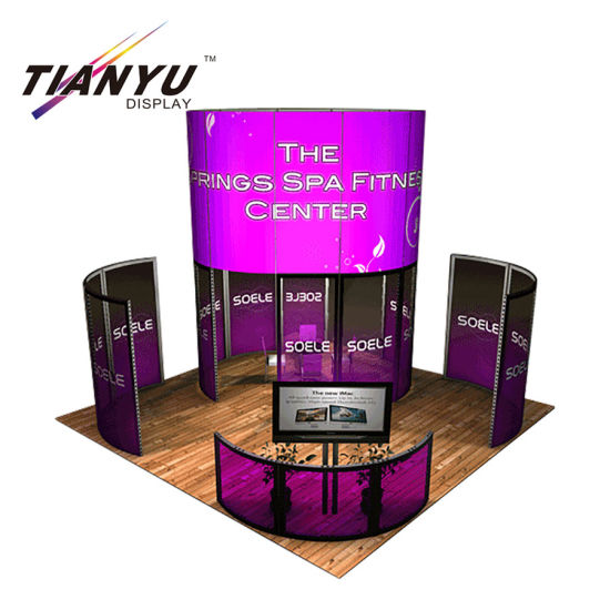 Unique Design of Trade Show Exhibit Booth Display Stand pictures & photos