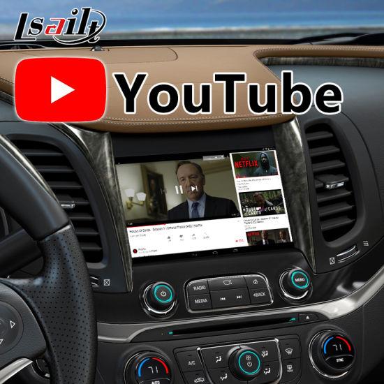China Car Video Interface For Chevrolet Impala Suburban Mylink