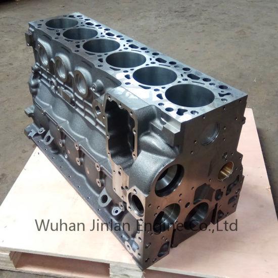 Cummins Cylinder Block Isde6.7 Qsb6.7 Diesel Engine Part Spare Part