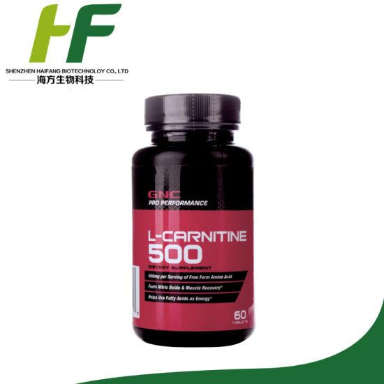 Gnc L Carnitine 500 120 Capsules