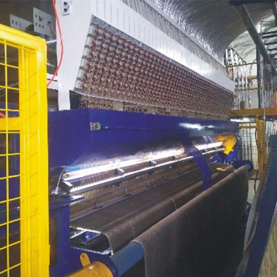 1/8 Inch Frs Cut Loop Rug Jacquard Weaving Tufting Carpet-Making Weave Machine