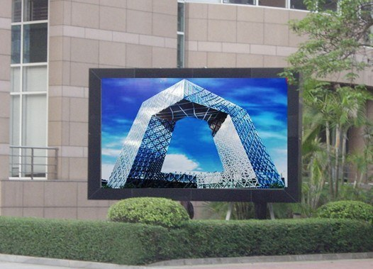 P5 Video Screen Outdoor LED Message Display pictures & photos