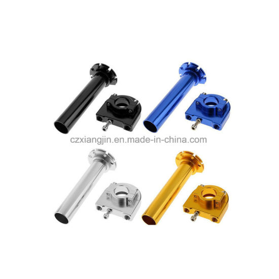 High Precision CNC Aluminum Throttle Grip