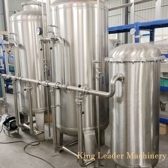4000L/H RO System Reverse Osmosis Water Filter Drinking Water Pure Water Purifier Water Treatment Line