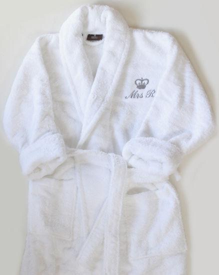 Newest Design 100% Cotton Fancy Child Bathrobe (JRD417)