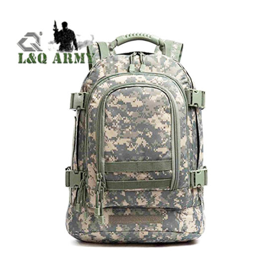 b348839b0a17 3-Days Backpack Outdoor Military Tactical Backpack Camping Hiking Trekking