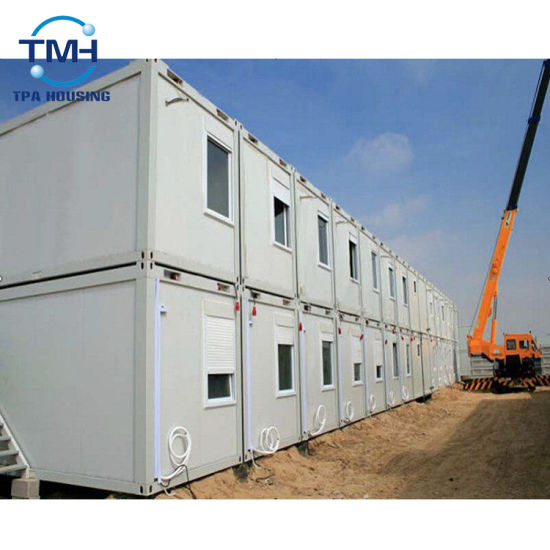 Prefabricated 20FT Container House for Mobile House