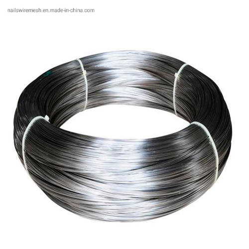 customized galvanized stainless steel wire rod