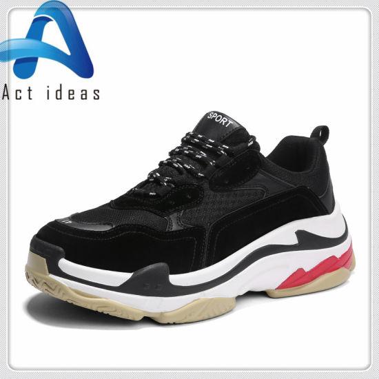 Wholesale Stocklot Sport Shoes, Men Sport Shoes, Fashion Air Sport Shoes
