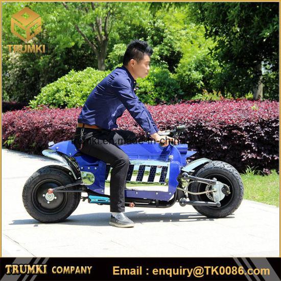 Trumki 2019 Dodge Tomahawk Sports Motorcycle 4 Wheels Racing Bikes 150cc Motorcycle