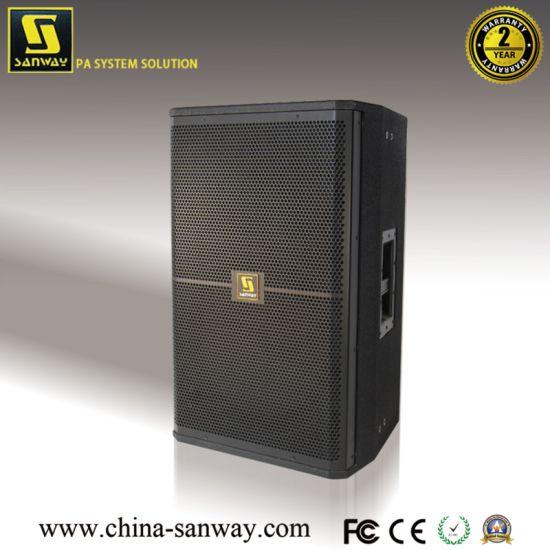 China Srx715 PRO Audio Loudspeakers, Passive & Active Sound