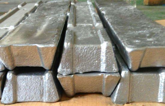 Aluminm Ingot Purity Aluminum Ingot ADC 99.7 Ingots