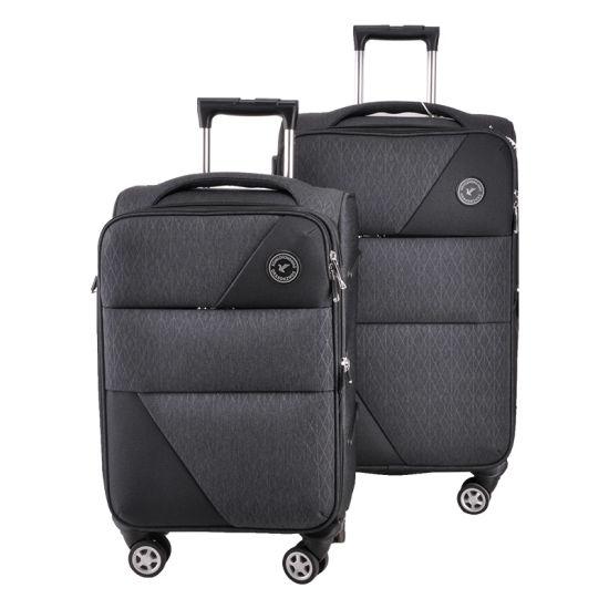 Hot Sale Trendy Trolley Travel Suitcase/Business Luggage Bag/Waterproof Suitcase