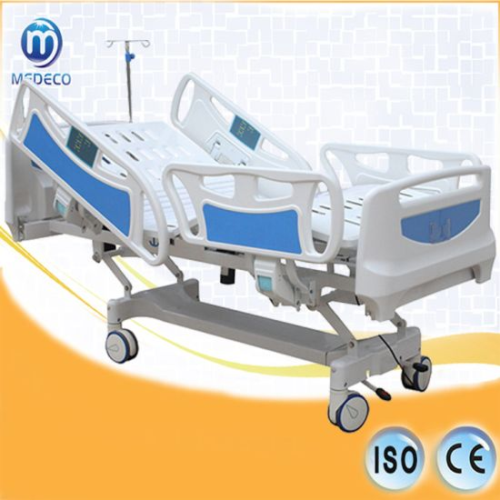 Medical Equipment Five Function Electric Hospital Bed A11 (Five Function) pictures & photos