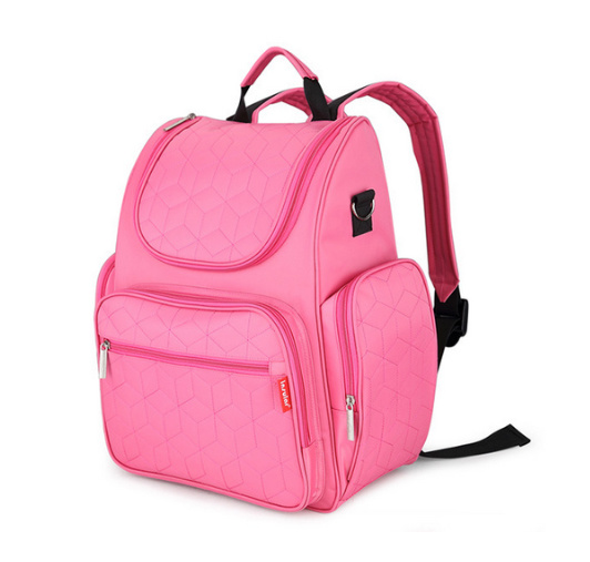 New Design Multifunctional Baby Mummy Bag Diaper Backpack for Ladies