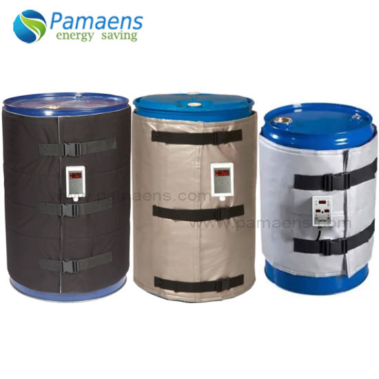High Quality Energy Saving Insulated Drum Heaters with One Year Warranty pictures & photos