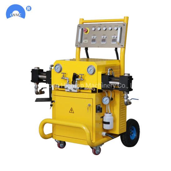 Hydraulic Polyurethane Spray Foam Insulation Polyurea Waterproof Coating  Machine