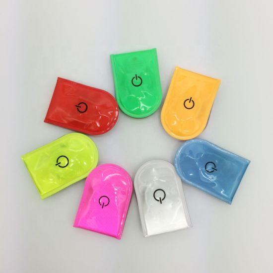 Plastic Reflective Clip Ce En13356 Supplier