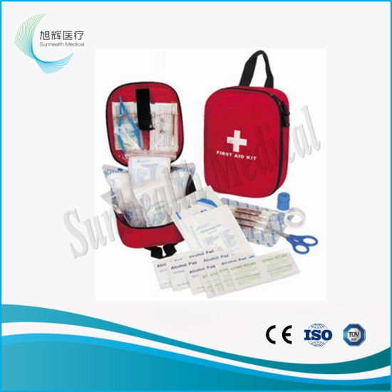 Outdoor Travel Medical Emergency Survival First Aid Kit