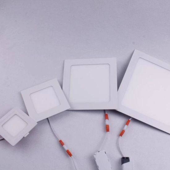 18W Painel De LED Square Recessed Mounting Down Light LED Panel Light