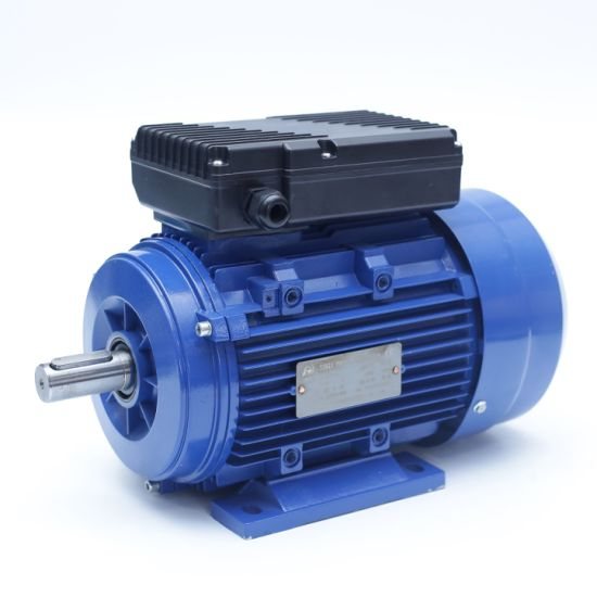 Ml Series Aluminum Housing Plastic Terminal Box Single Phase Motor B3 Mouting