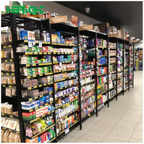 Store Design One Stop Shop Solution Grocery Equipment Shelving pictures & photos