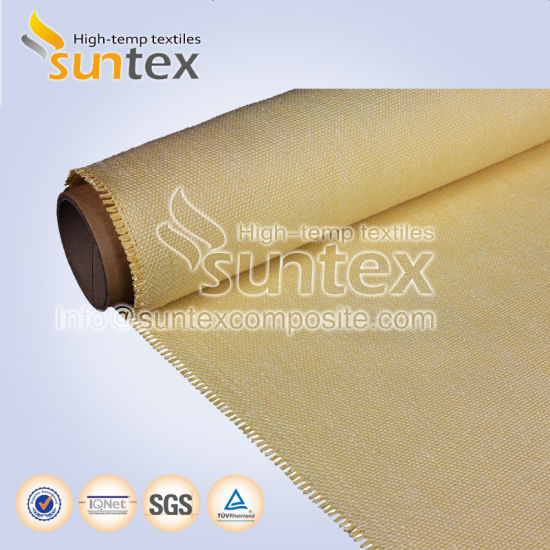 Acrylic Coated Heat Resistant Material Anti Fire Clothing