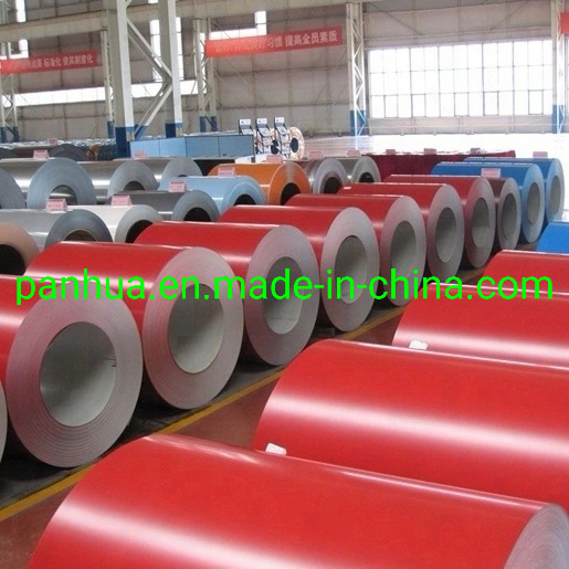PPGI/Color Coated Steel/Prepainted Steel Coil From China Mainland