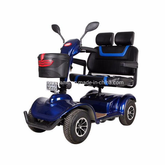4 Wheel Electric Powered Mobility Scooter