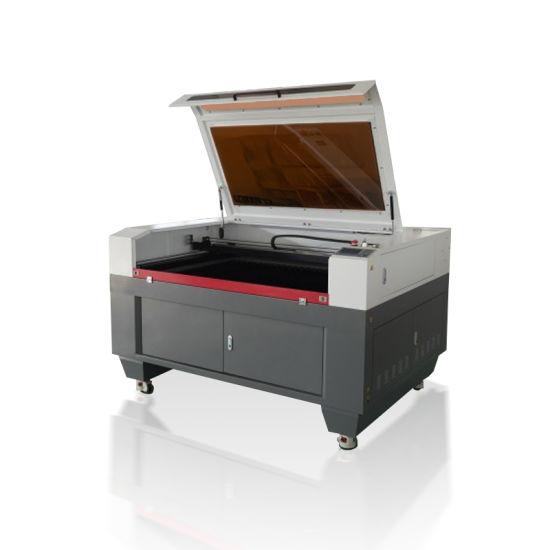 1390 6090 Wood Engraving Machine by Laser Cutting Engraving Machine