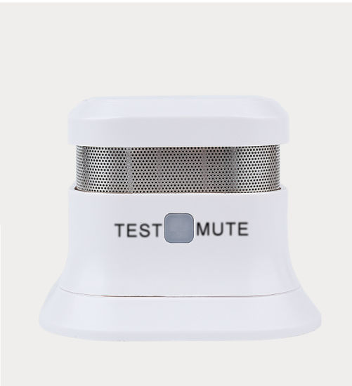 International Standard Easy Install Quality Sensor Independent Smoke Detector