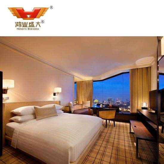 Custom Made 5 Star Luxury Modern Hospitality Interior Room Hotel Bedroom Furniture