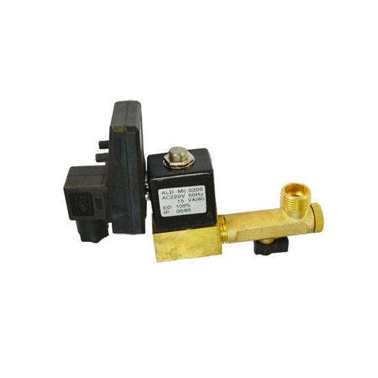 Air Compressor Automatic Water Integrate Electronic Timer Drain Valve
