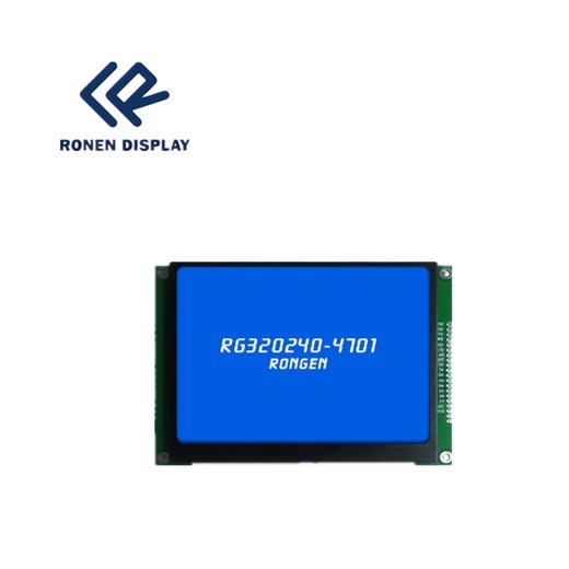 4.7 Inch Stn LCD Module 320*240 Display with Touch for Electrical Automation Control System