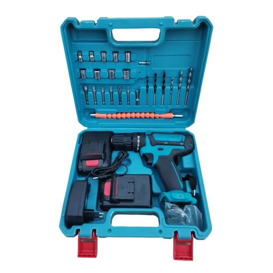Hot Selling 21V Cordless Impact Driver Drill with Good Quality