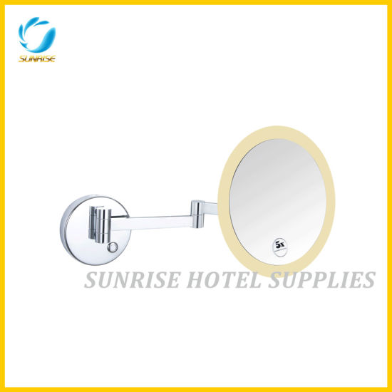 New Arrival Luxury Design LED Make-up Mirror for Hotel