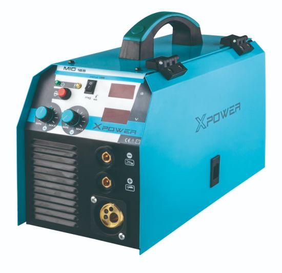 110V/220V IGBT MIG/MMA Inverter Welding Machine (MIG-250)