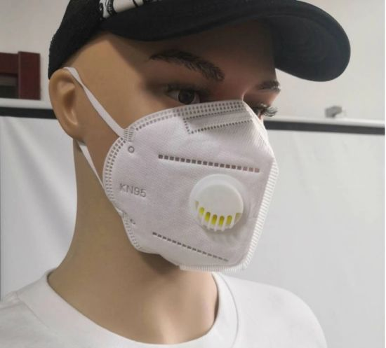 Wholesale Disposable Protective Kn95 Face Mask in Large Stock