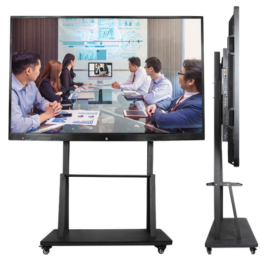 55 Inch China Educational Electronic Smart TV Touch Screen Interactive Whiteboard
