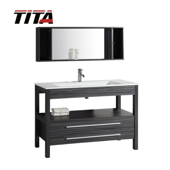 China Floor Standing Bathroom Cabinet, European Bathroom Vanities