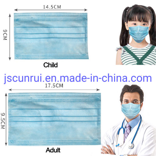 Kid Pollution Dust Children's Mask Pm 2.5 Children N95 Face Mask