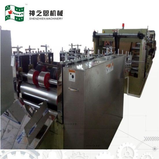 China Sgs Stand Wuxi Kraft Paper Bag Making Machine China Bag Making Machine Paper Bag Making Machine