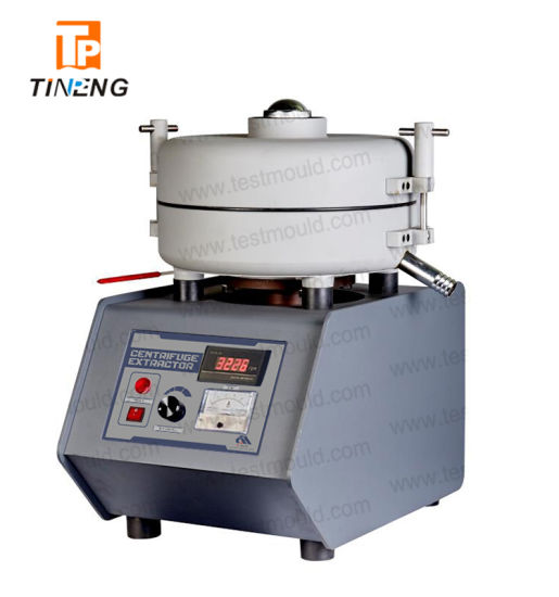 Bitumen Mixture Binder Extraction Apparatus