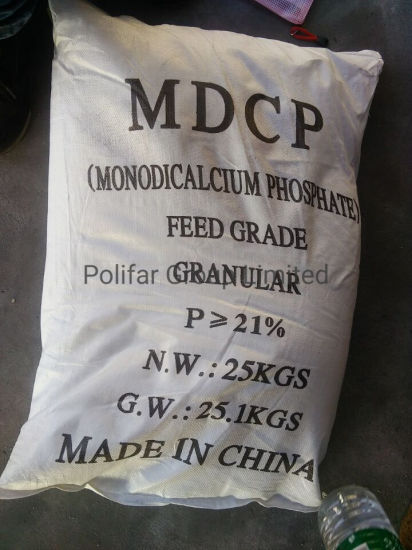 MDCP Monodicalcium Phosphate 21%Min Feed Grade pictures & photos